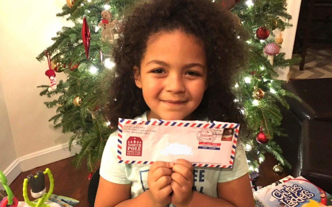Santa Letters To Kids