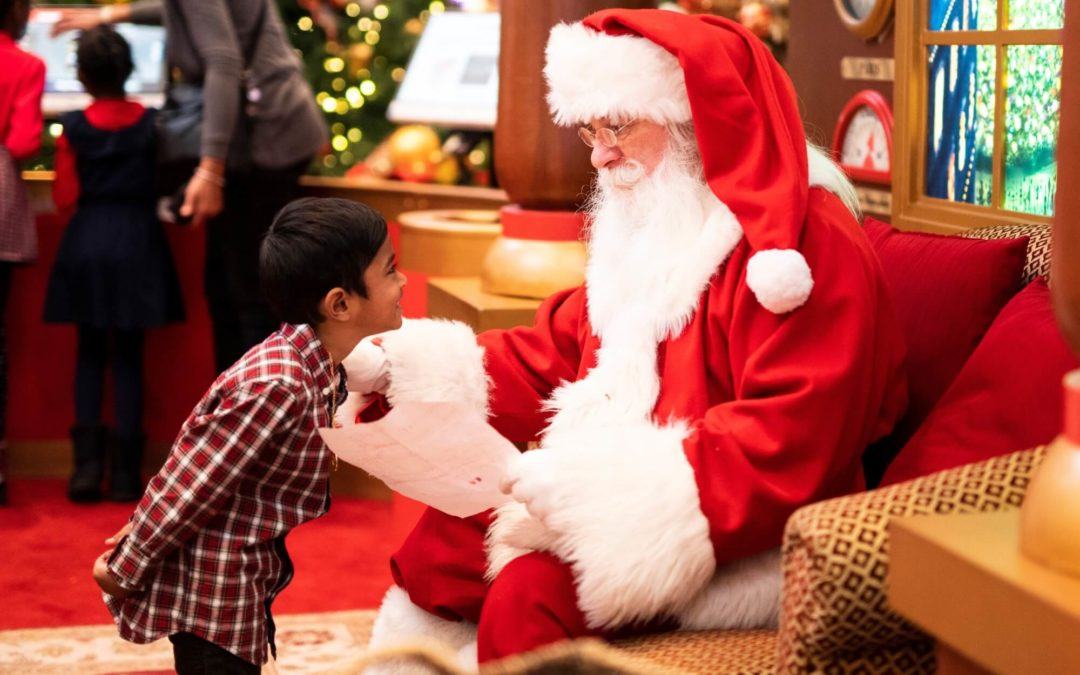 Where To Order A Letter To Kids From Santa